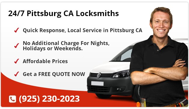 Pittsburg CA Locksmith